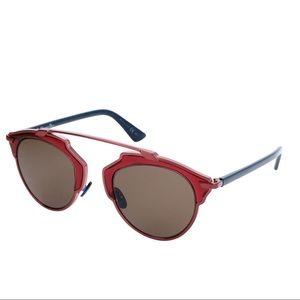 Dior SO REAL 48mm Unisex Sunglasses